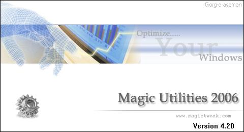 نرم افزار قدرتمند Magic Utilities 2006
